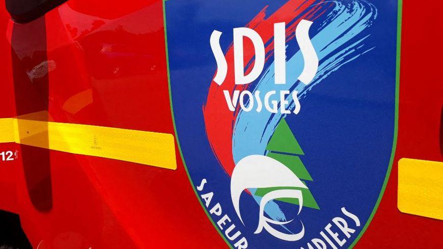 Onze pompiers sont engagés pour cette intervention dans les Vosges ce mardi 23 juillet
