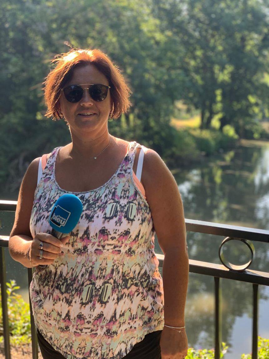 Beatrice Danel, directrice du service environnement à la ville d'Yerres