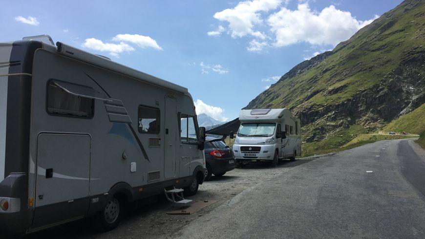 Camping-cars interdits dans le Col de l'Iseran