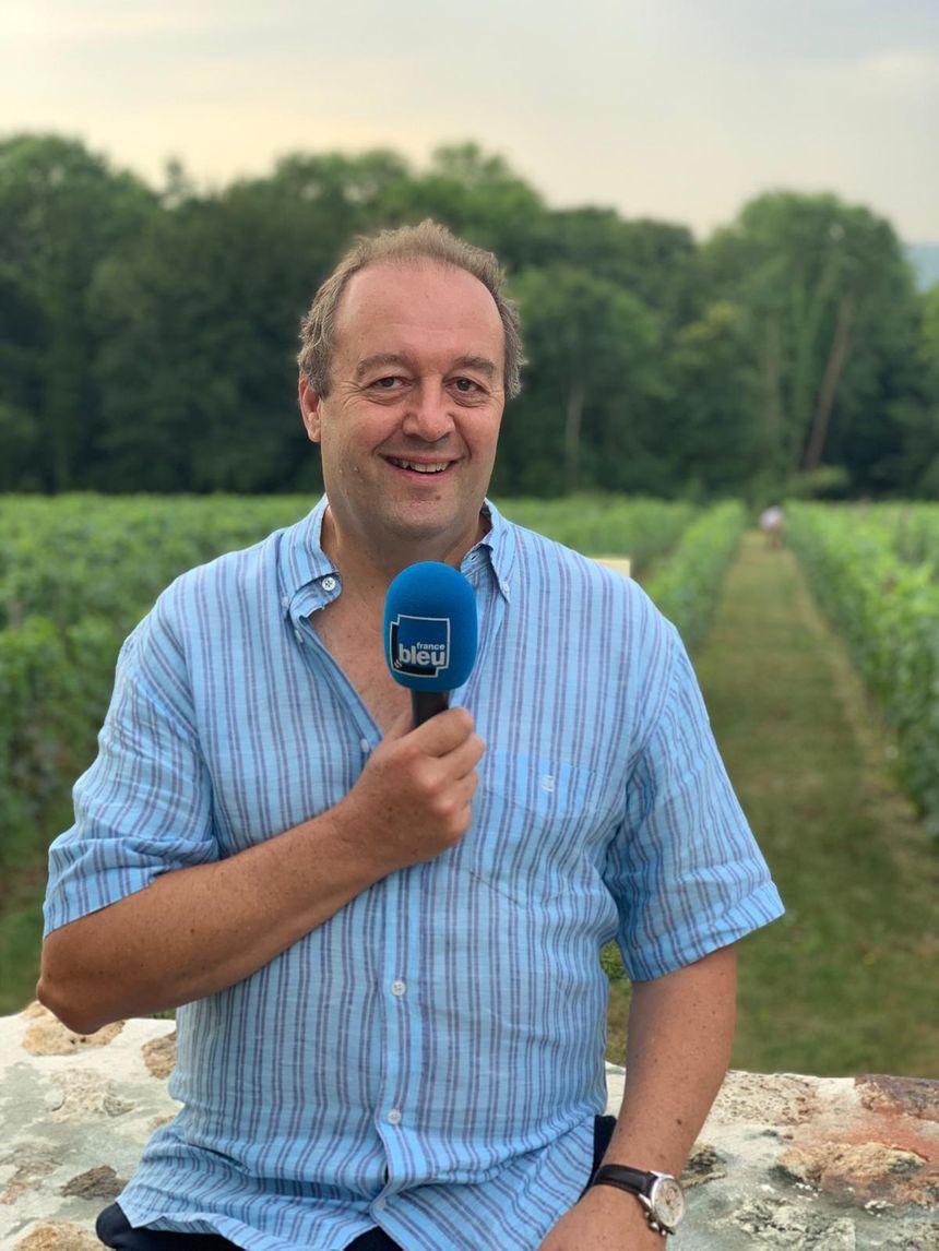 Daniel Kiszel, vignerons du Domaine Bois Brillant