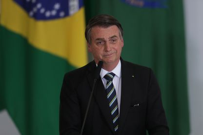 Jair Bolsonaro : barre à droite, changement radical.