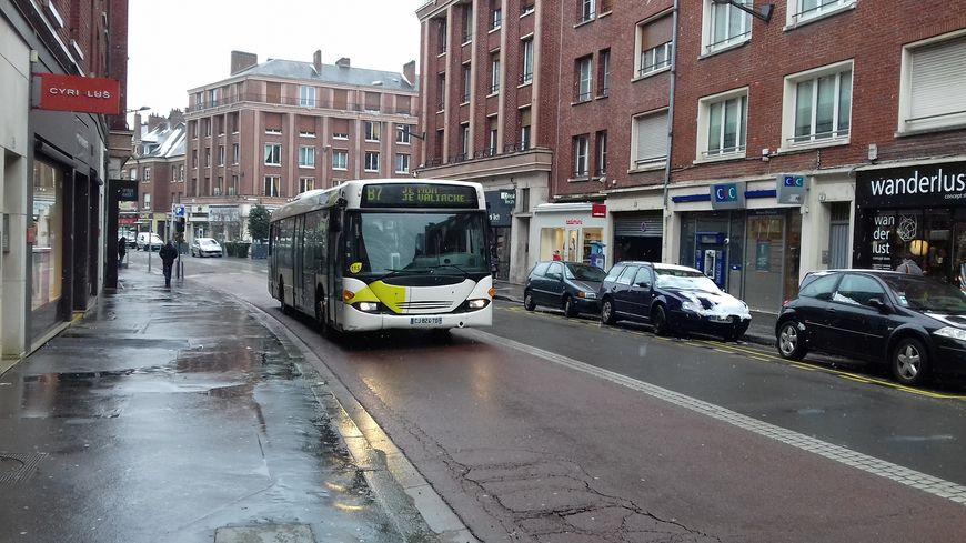 Le réseau de bus  interrompu ce soir à Amiens