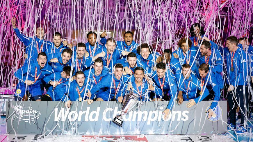 Les moins de 21 ans champions du monde