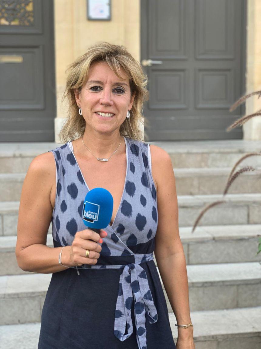 Veronique Lantenois Maassen, maire adjointe en charge de la culture, du patrimoine, du tourisme et de l'attractivité de la vile