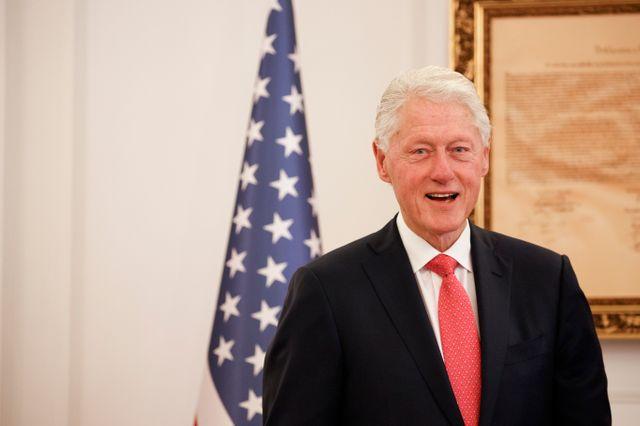 Bill Clinton aurait voyagé plus de 20 fois à bord du jet privé de Jeffrey Epstein