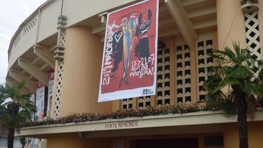Les fêtes de la Madeleine 2019 avec l'affiche signée Domingo Zapata