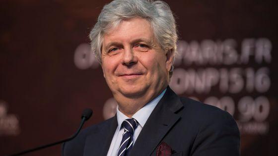 L'actuel directeur de l'Opéra national de Paris Stéphane Lissner