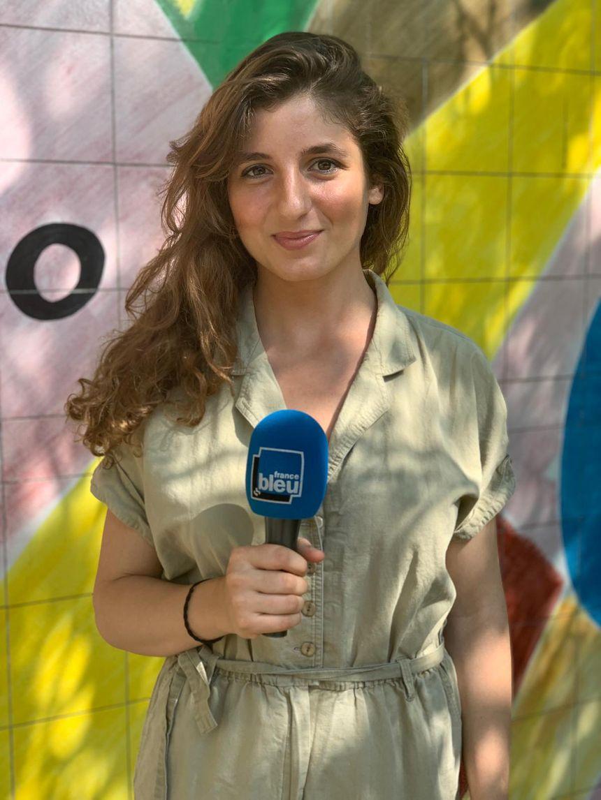 Livia Parmantier, chargée des publics à Galleria Continua Les Moulins