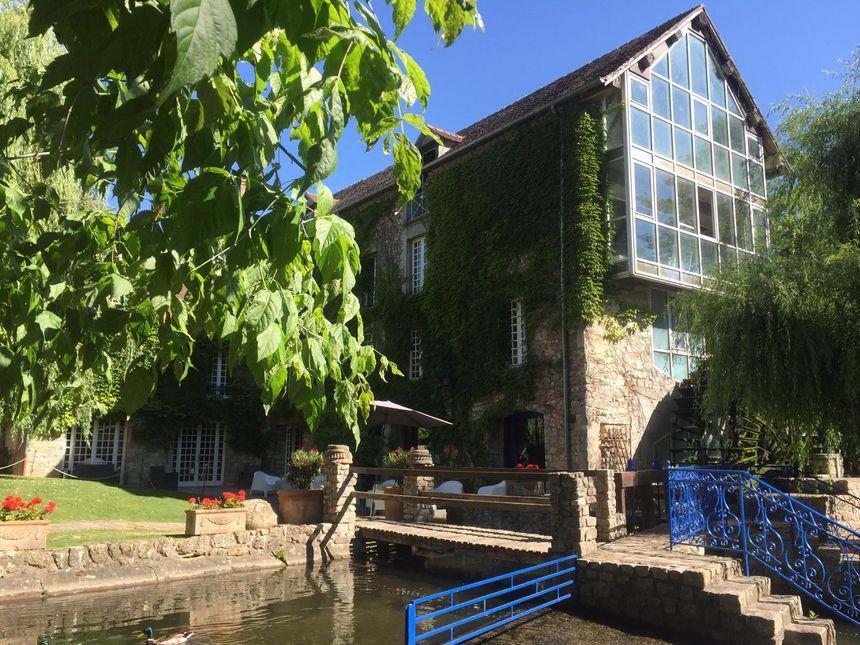 Le Moulin de Dannemois