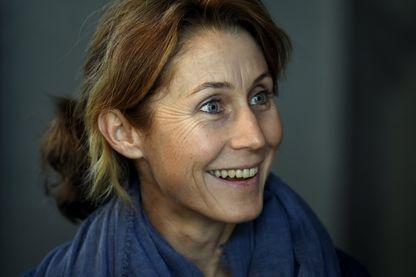 Stéphanie Bodet à Nancy lors du festival Livre sur la Place en 2017
