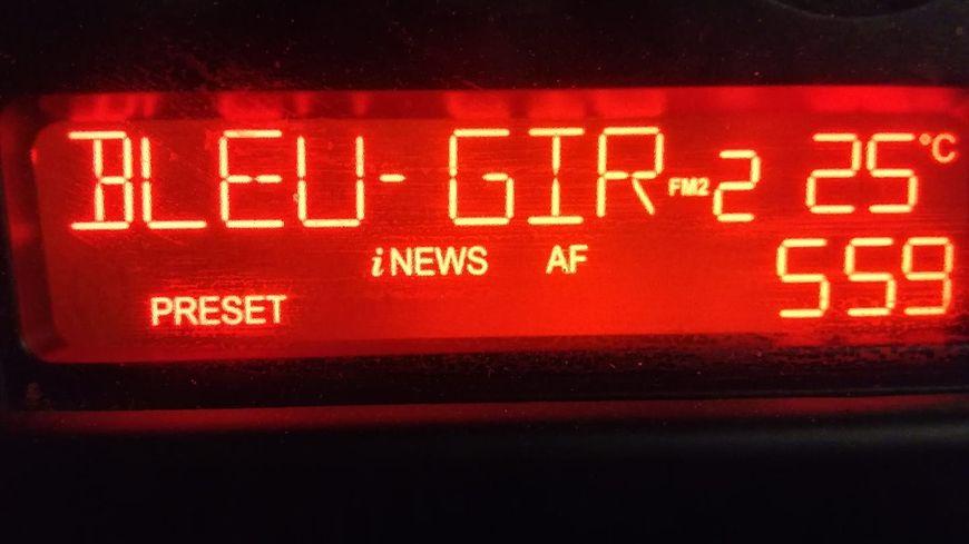 25 degrés un peu avant 6 heures ce jeudi matin à Langon