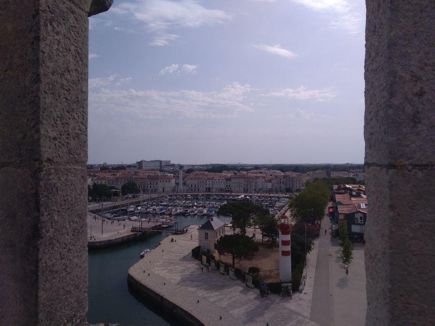 La vue sur le Vieux-Port n'est pas à négliger non plus.