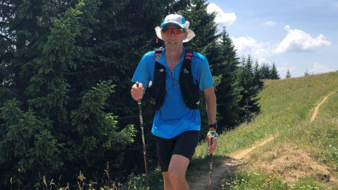 Traversée des Alpes à pied