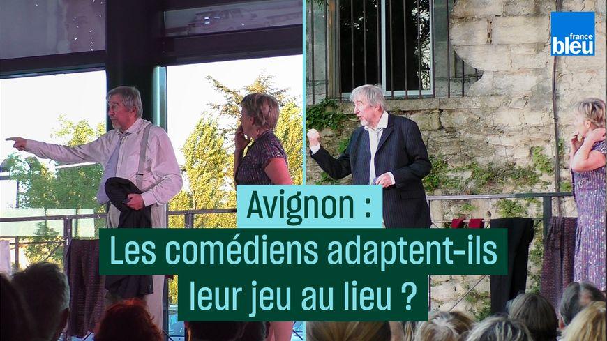 """La pièce itinérante du festival d'Avignon 2019, """"Amitiés"""", d'Irène Bonnaud"""