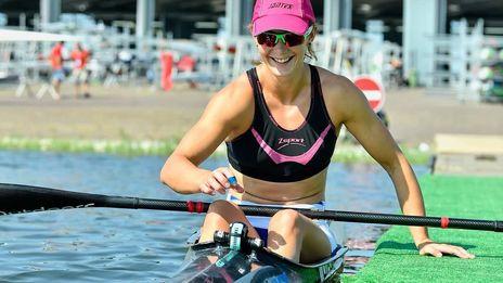 Coronavirus - JO reportés : la kayakiste périgourdine Manon Hostens se prépare pour 2021