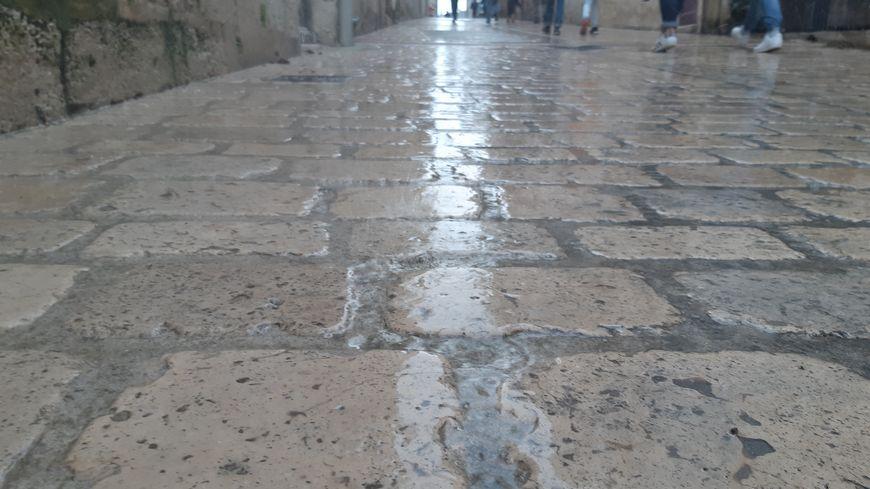Aubusson a reçu plus de 60 millimètres de pluie en deux jours suite aux dernières précipitations