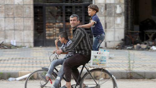 Homs, l'espérance obstinée, avec François-Xavier Maigre