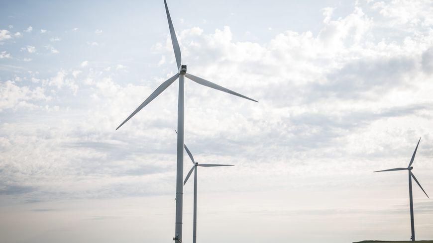Éoliennes près de Cambrai