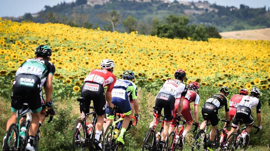 La Tour de France avec France Bleu Paris