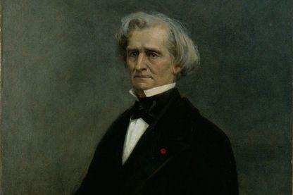 Portrait d'Hector Berlioz