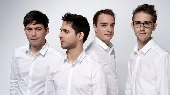 Le quatuor Yako