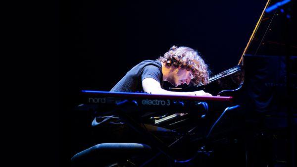 Thomas Enhco Trio invite Federico Casagrande au Domaine d'O