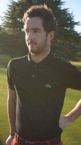 Guillaume Villard - professeur de golf