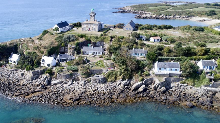 Les îles Chausey