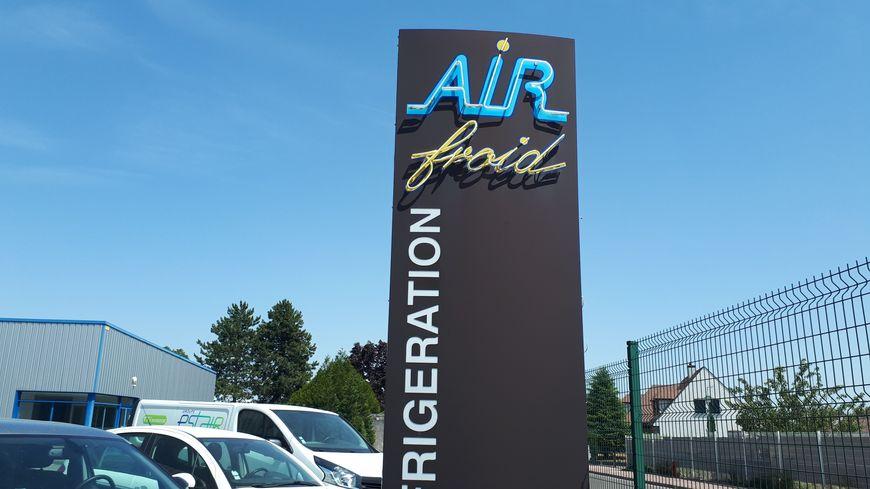 La société Air Froid installée à Perrigny-lès-Dijon croule sous les appels depuis la canicule.
