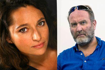 Nina Bouraoui et Serge Joncour