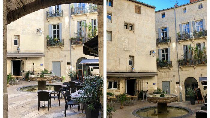Place St-Ravy Montpellier