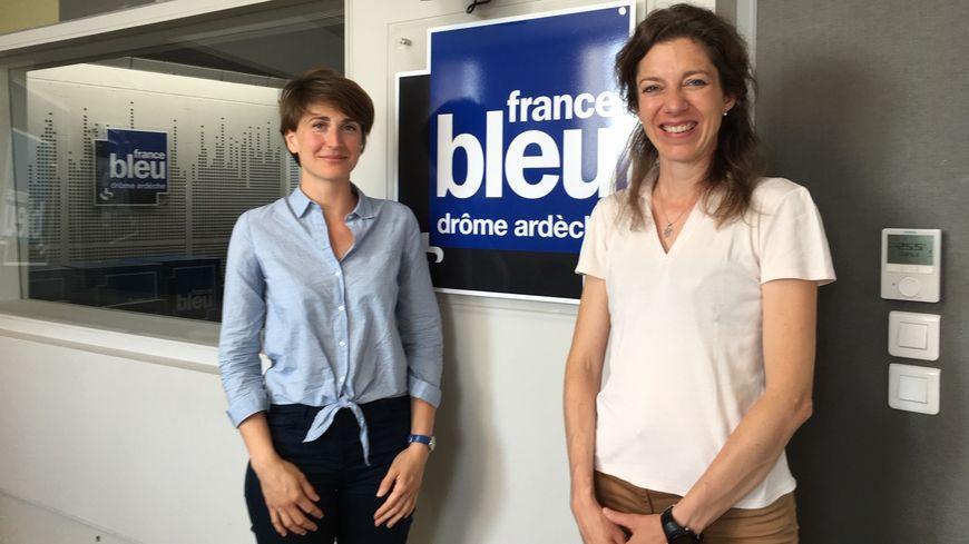 Marie Massiani du Moulin Digital à Valence et Maître Fleurine Méresse, Avocat  spécialiste en droit du travail
