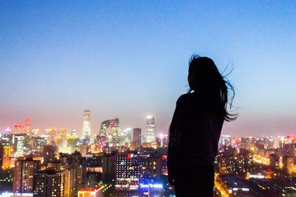 Liu Chen, une expatriée chinoise au Sénégal