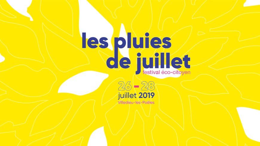 Les Pluies de Juillet 2019 à Villedieu-les-Poêles avec France Bleu