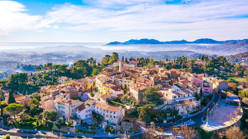 Le village de Mougins