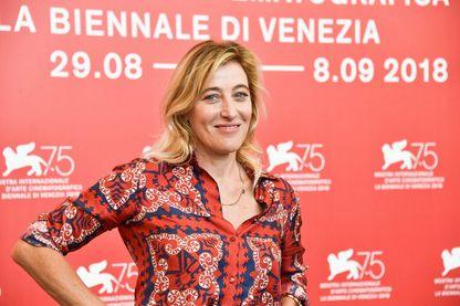 Valéria Bruni Tedeschi, 2018