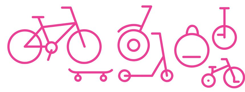 Vélo, trottinette, rollers, venez rouler pour le dépistage du cancer du sein