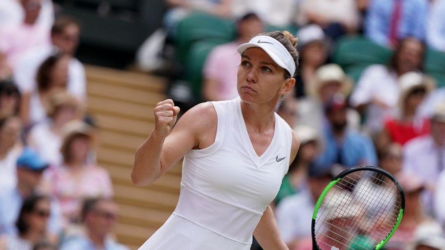 La Roumaine Simona Halep a remporté samedi 13 juillet 2019 son premier titre à Wimbledon, en écrasant Serena Williams