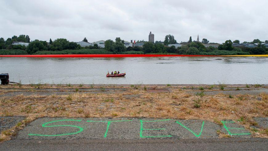 Steve a disparu le 21 juin sur le quai Wilson à Nantes