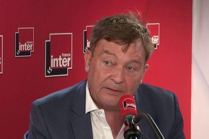 Pierre Henry, directeur général de France terre d'asile, invité de France Inter