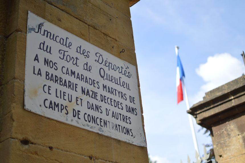 Une cérémonie d'hommage organisée ce dimanche au fort de Queuleu.