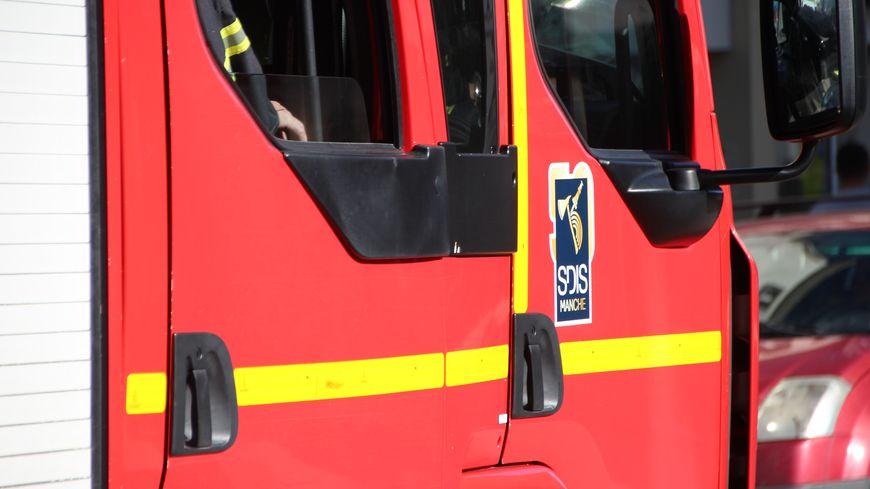 7 pompiers sont intervenus pour repêcher le corps