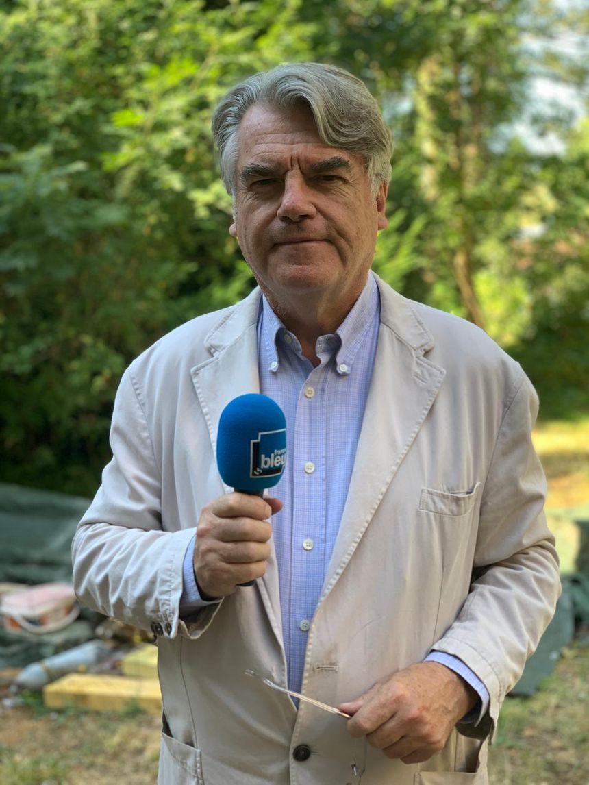 François Van Alder, de la société Patrimofi