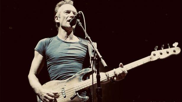 Sting est en concert ce 25 juillet à Marciac à 21h