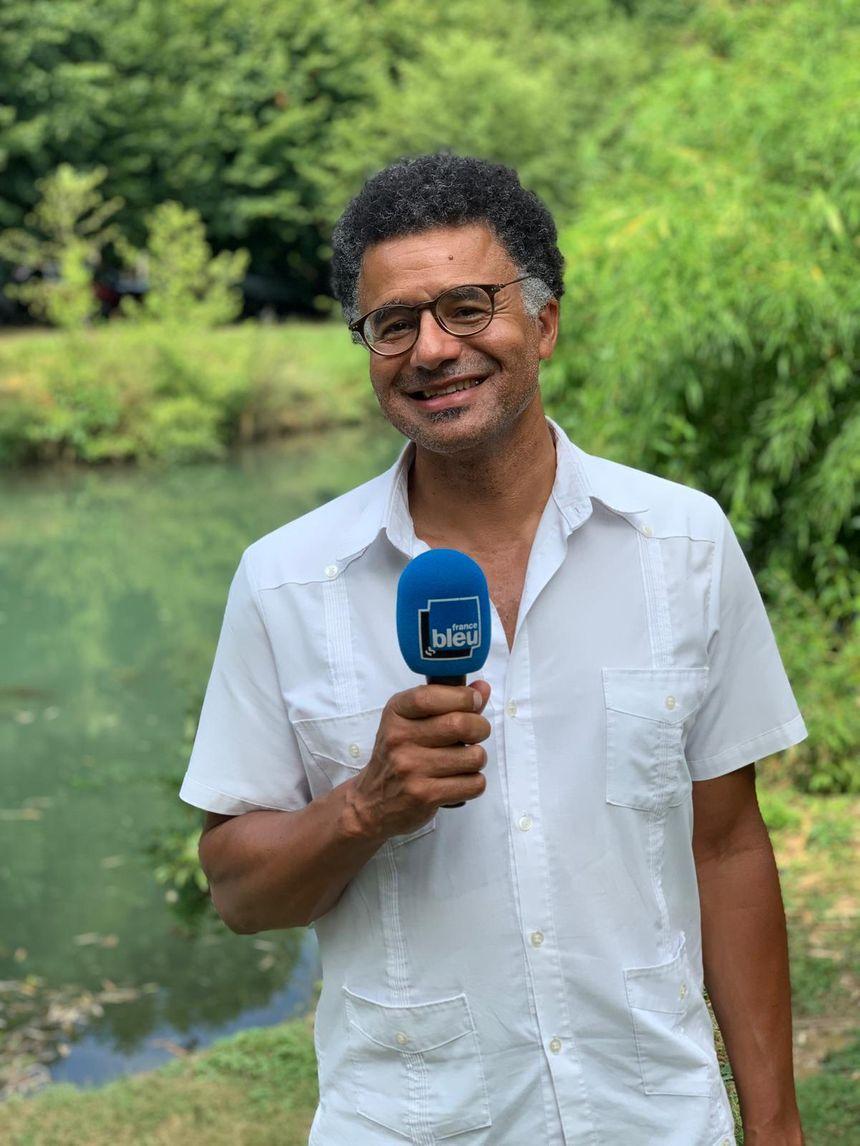 Samuel Coquin, directeur de Coulommiers Pays de Brie Tourisme
