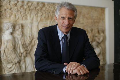 L'ancien premier ministre Dominique de Villepin, photographié en 2011.