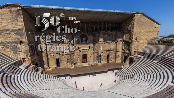 Amphithéâtre d'Orange