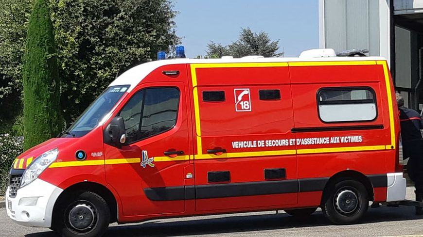 Un motard est décédé ce vendredi après-midi à Estivareilles dans la Loire