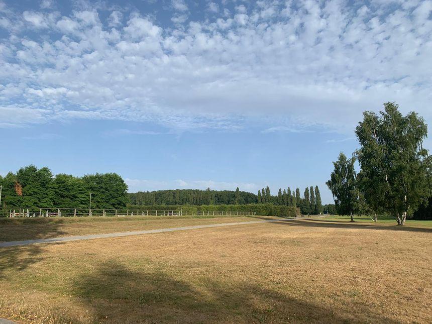 Le Haras de le Cense à Rochefort en Yvelines