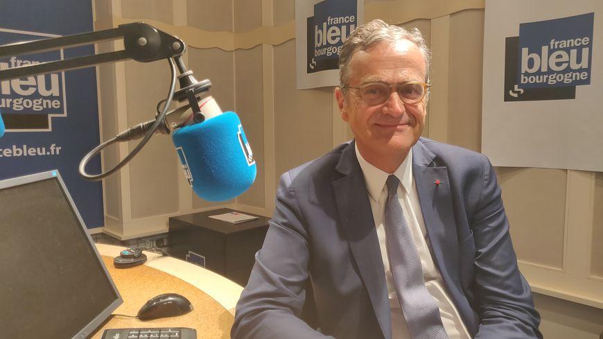 Roch-Olivier Maistre, président du Conseil supérieur de l'audiovisuel